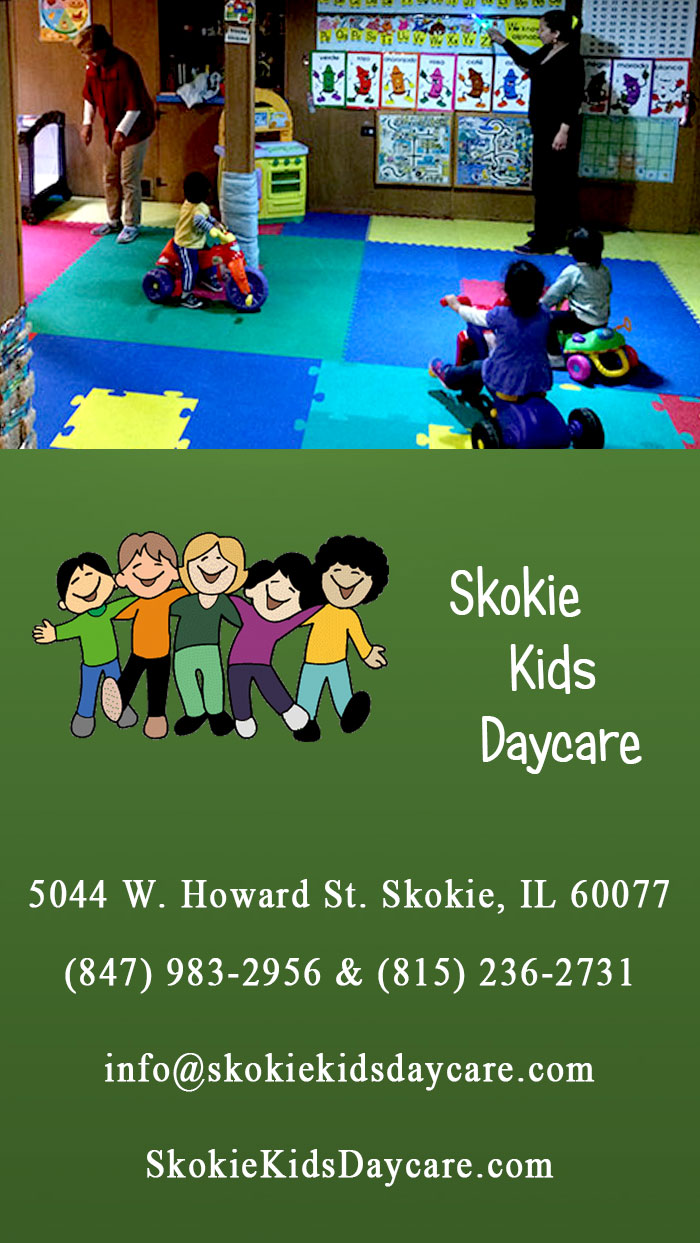 Child Care & Day Care in Skokie, IL